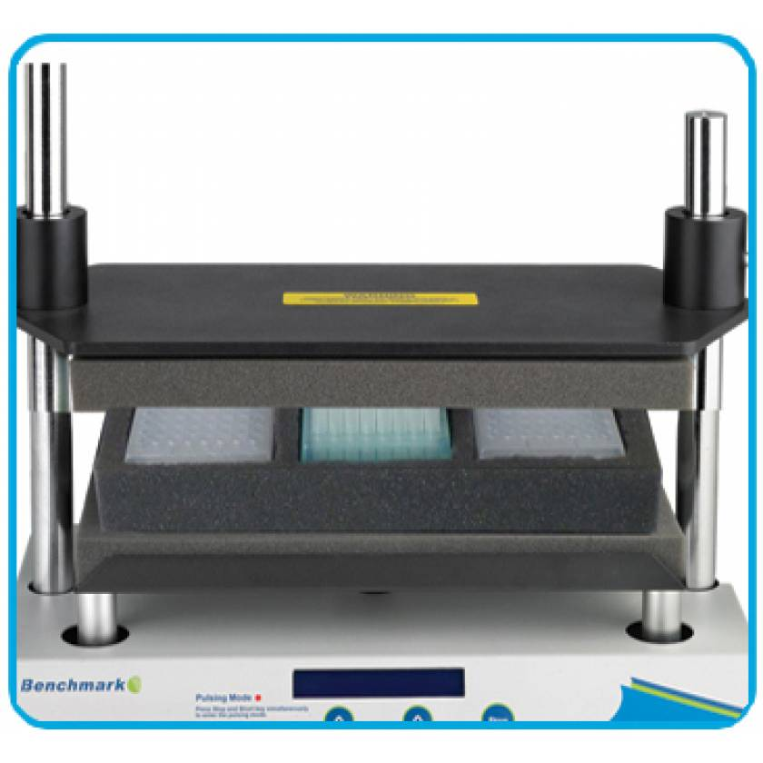 Rack for Up To 3 Microplates or 96-Well Microtube Racks