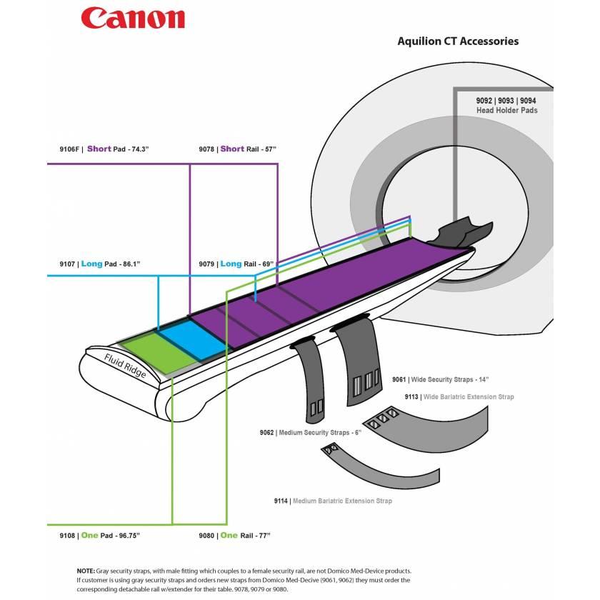 Canon Aquilion CT Accessories