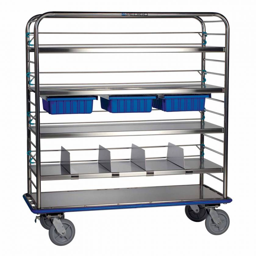 Pedigo Extra Large Distribution Cart