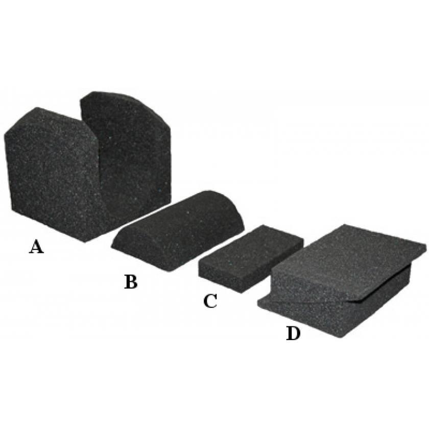 Universal Octopaque U-Shape Head Cushions - Small