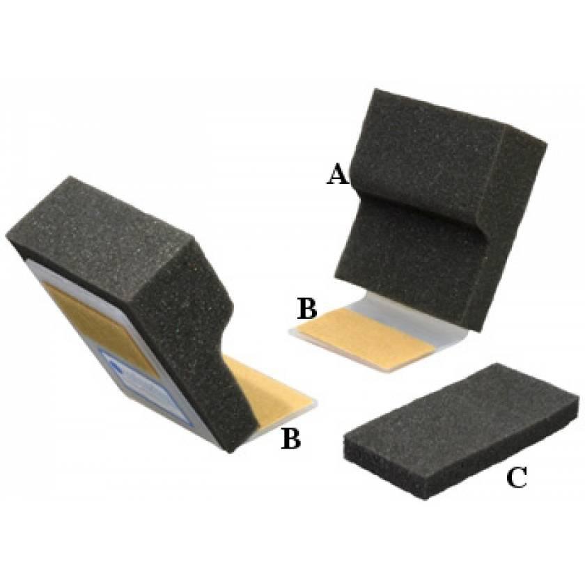 L-Shape Head & Arms Cushions