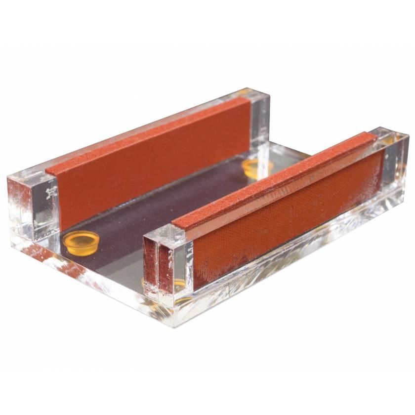 Casting Fixture for JSB-30 Gel Bed, 5cm