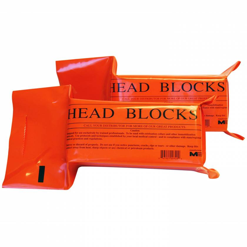 Morrison Medical 0320 Disposable Foam Head Blocks