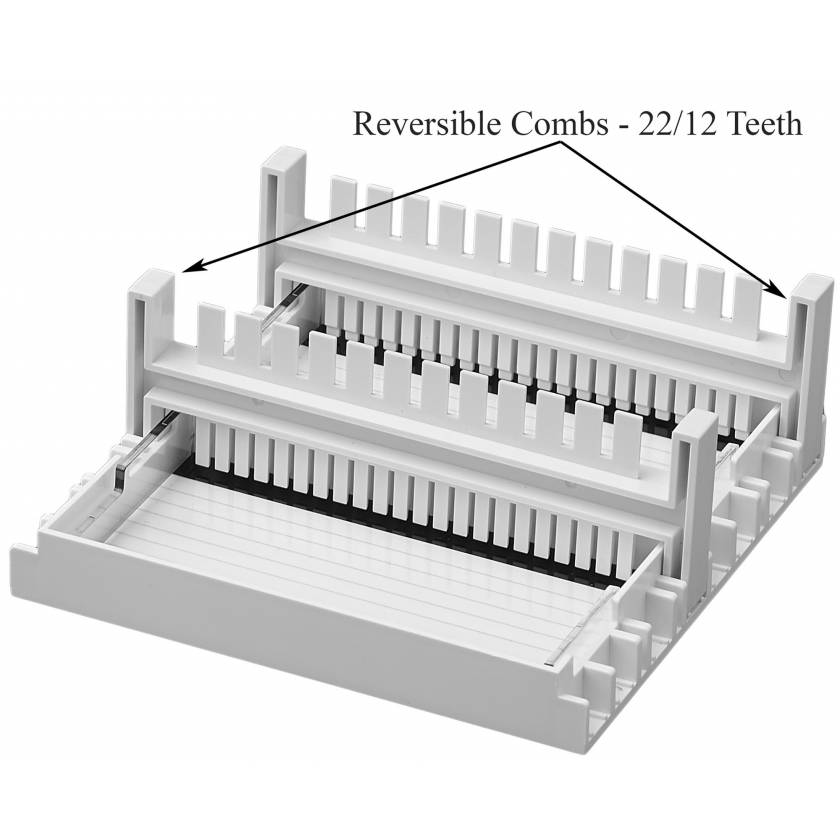 Reversible Combs for E1101-CS1 Casting Stand - 22/12 Tooth