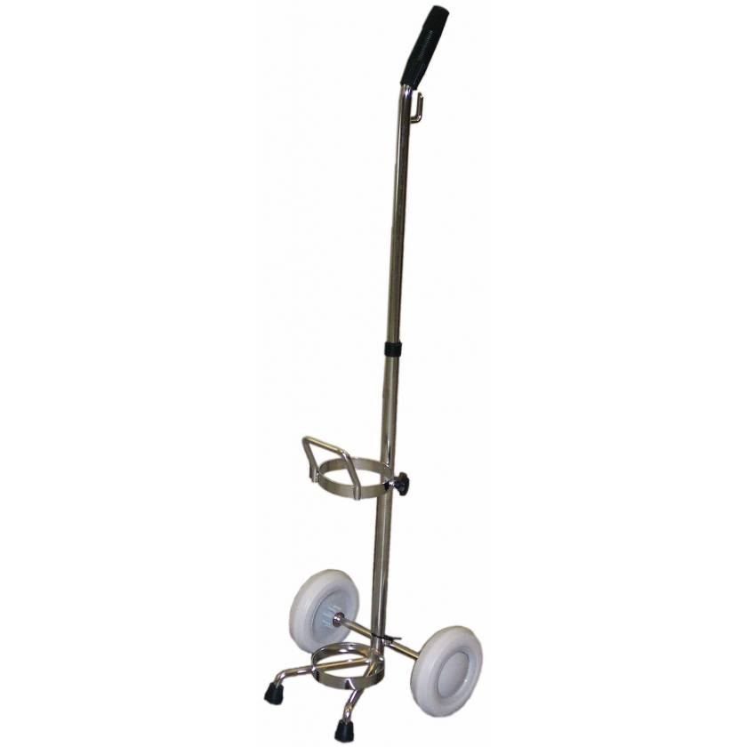 Non-Magnetic Cylinder Cart