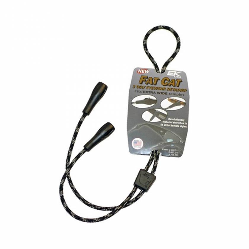 EK Fat Cat 3-Way Retainer Cord with Slip Over Ends