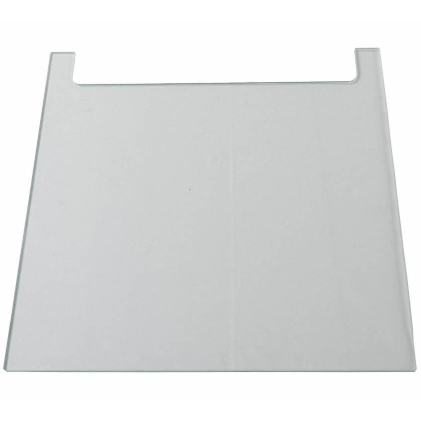 Notched Glass Plate (16cm) for Jordan Dual-Slab Vertical Electrophoresis System JVD-80