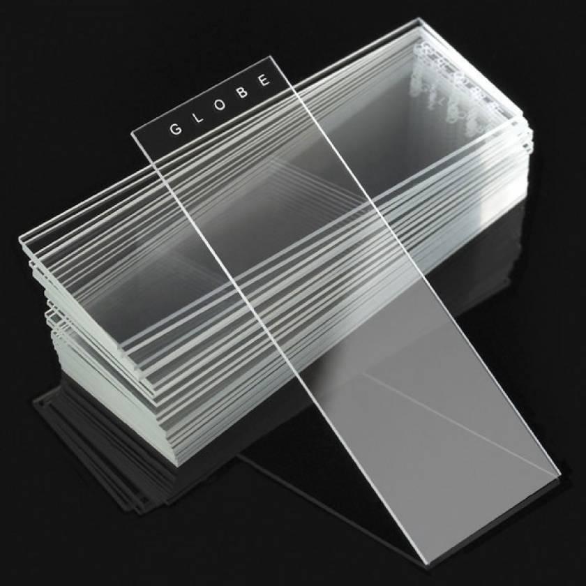 Microscope Slides - Diamond White Glass - Plain with 90° Ground Edges 90° Corners