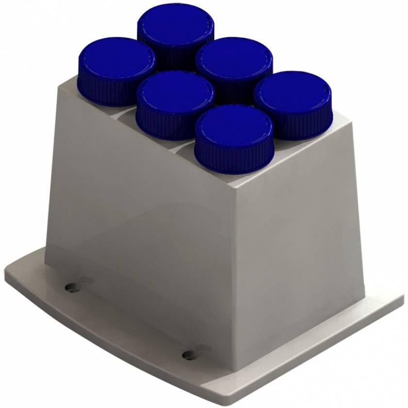 MultiTherm Block - 6 x 50ml Tubes