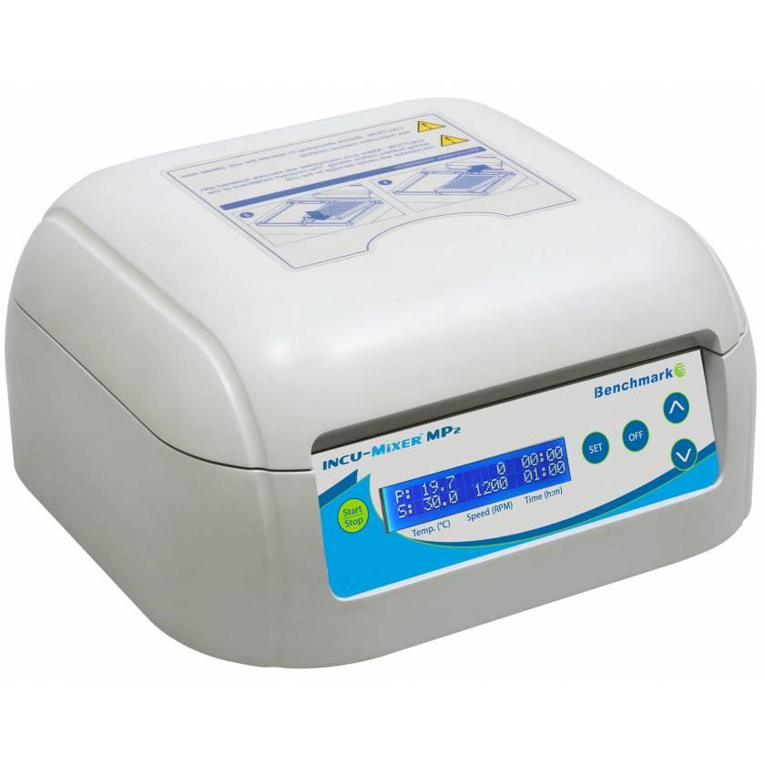Incu-Mixer MP2 Heated Microplate Vortexer - 2-Plate Format