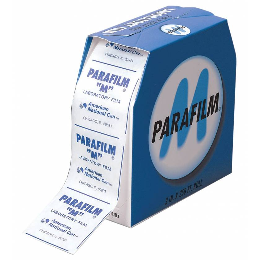 "Parafilm Sealing Film - 50mm (2"") Film Width  x Roll Length 75m"