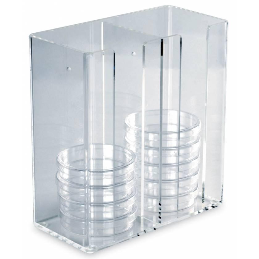 Petri Dish Dispenser - Acrylic