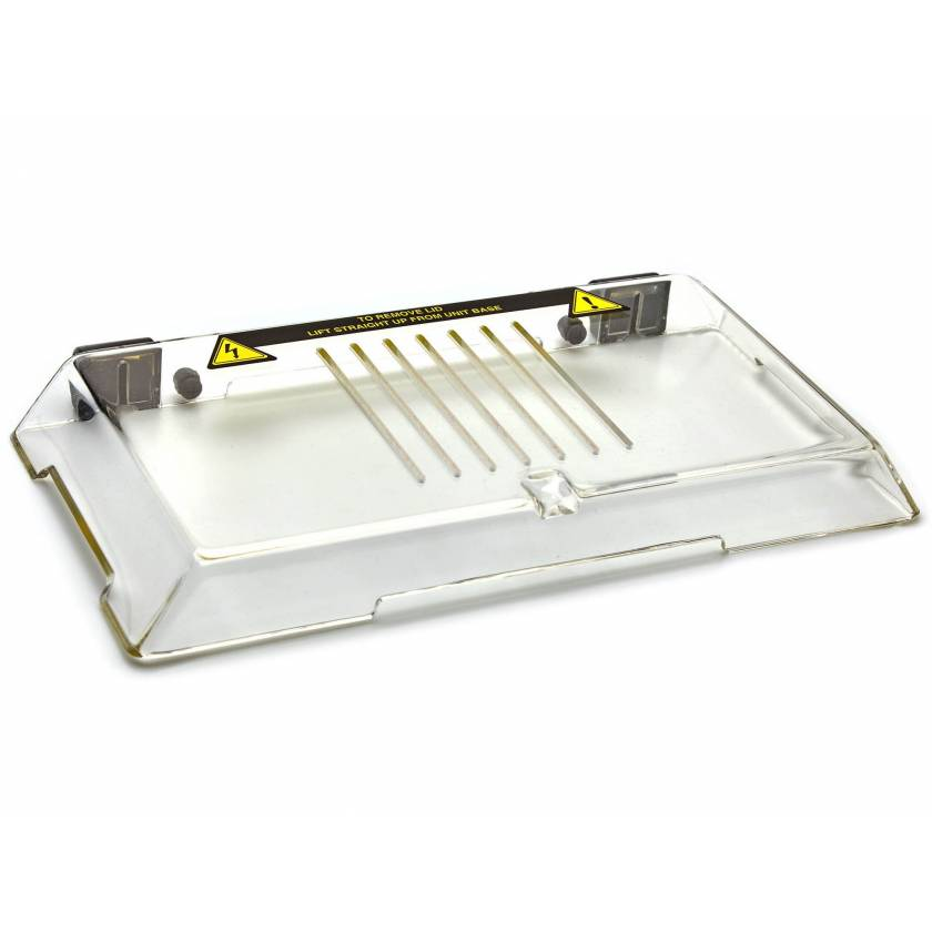 Replacement Lid for IBI MP-1015 Horizontal Electrophoresis System