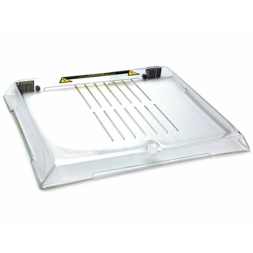 Replacement Lid for IBI HR-2525 Horizontal Electrophoresis System