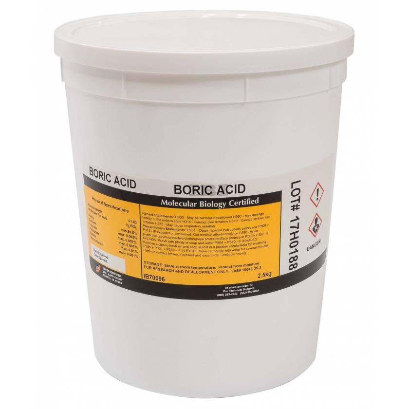 IBI Boric Acid - 2.5kg