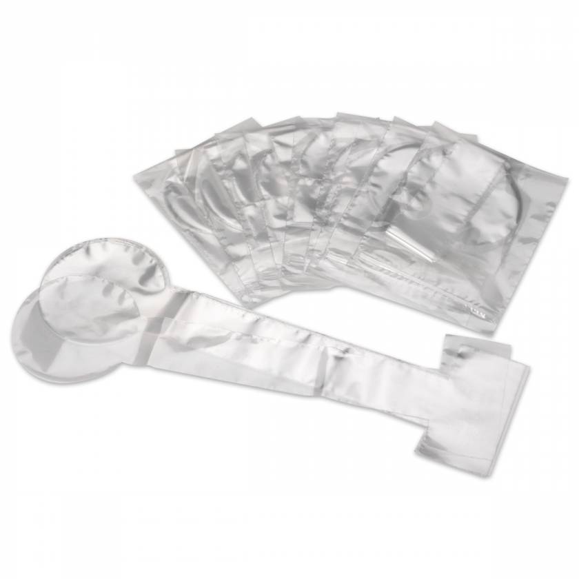 Basic Buddy CPR Manikin - Lung/Mouth Protection Bags - Pack of 100