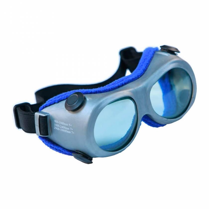AKG-5 Holmium/Yag/CO2 Laser Safety Goggles - Model 55