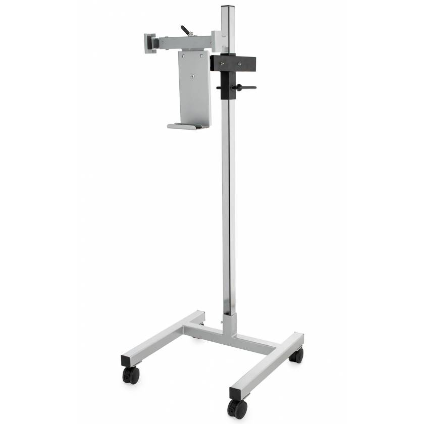 Mobile Holder for CR/Film Image Receptors with Extension Arm Tilt & Rotate