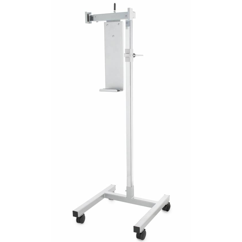 Mobile Holder for Tall Format Image Receptors with Non-Tilt & Non-Rotate