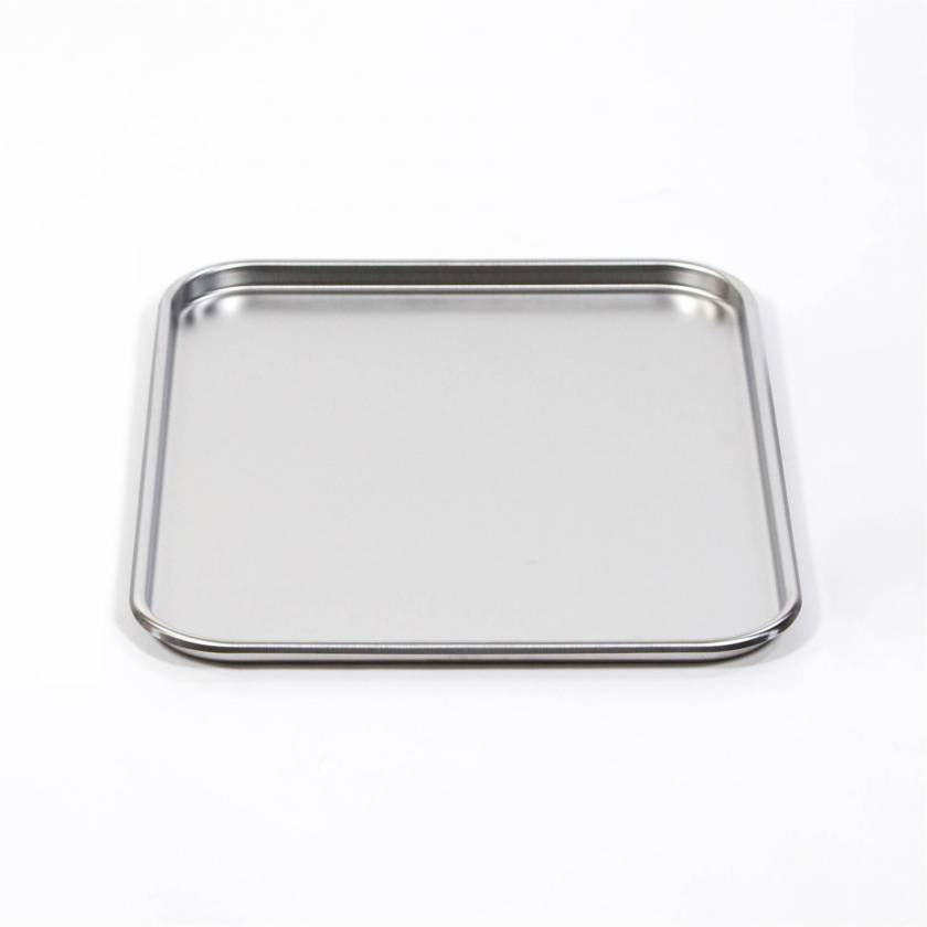 """MCM756 Stainless Steel Mayo Stand Replacement Tray - 16 1/4"""" x 21 1/4"""""""
