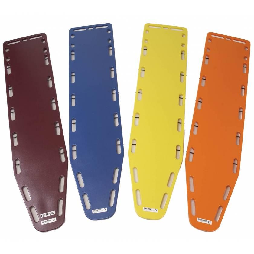"""Ferno Millennia Plastic Backboards - 16"""" Wide"""