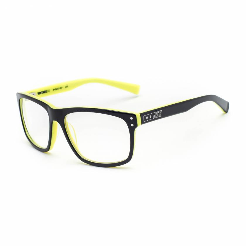 Nike Vintage MDL 80 Radiation Glasses - Black Volt EV0632-007