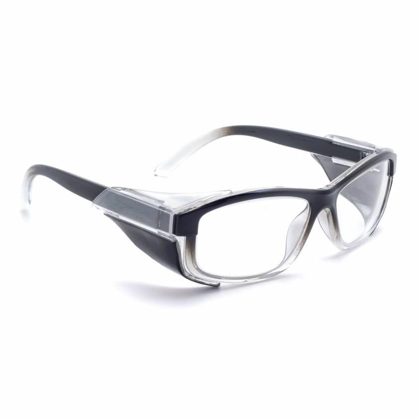 Model OP-28 Radiation Glasses - Black Fade