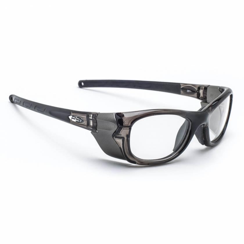 Model Q100 Radiation Glasses
