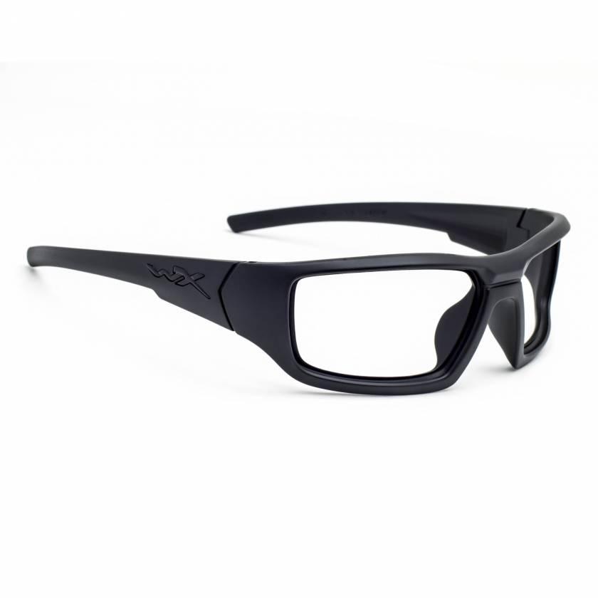 Wiley X Censor Radiation Glasses - Matte Black SSCEN08F