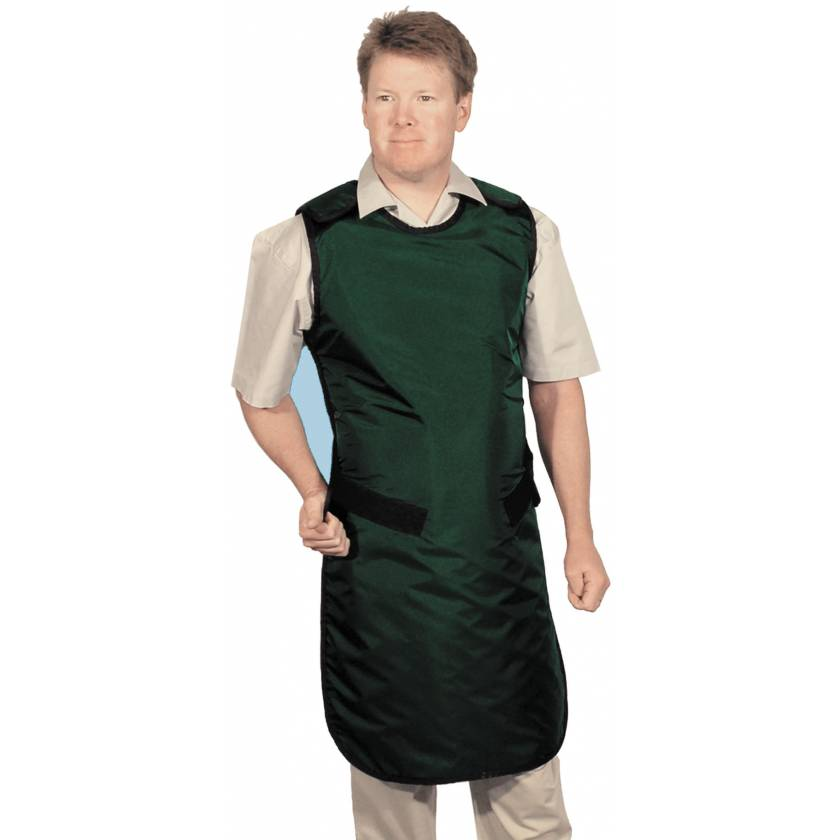 Flex Back - Hook and Loop Closure - Surgical Drop Away Ultra Lite Lead Apron