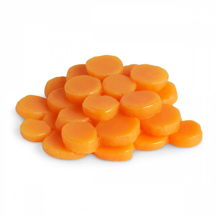 Life/form Carrots Food Replica - Cooked or Canned - 1/2 Cup