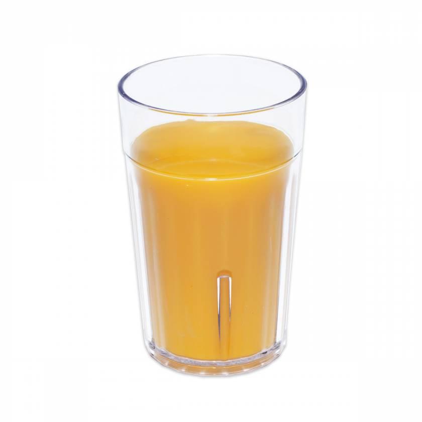 Life/form Orange Juice Food Replica - 4 fl. oz. (120 ml)