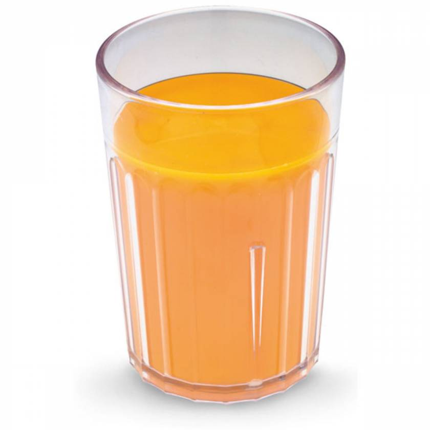 Life/form Orange Juice Food Replica - 6 fl. oz. (180 ml)