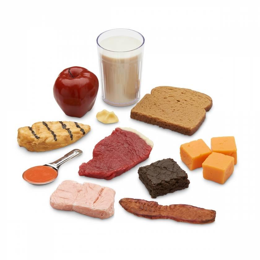 Life/form Diabetes Nutrition Teaching Kit