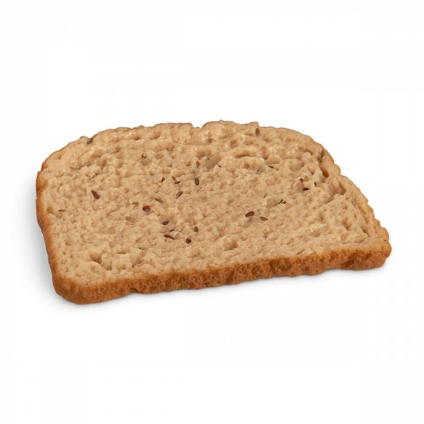 Life/form Bread Food Replica - Whole Grain