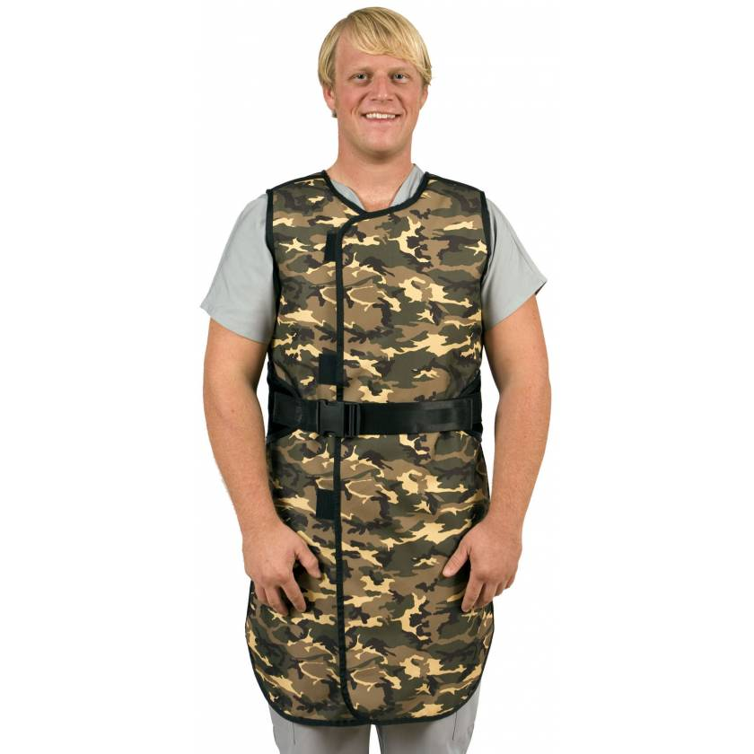 Plain Back - Back Relief Wrap Around - Ultra Lite Lead Apron