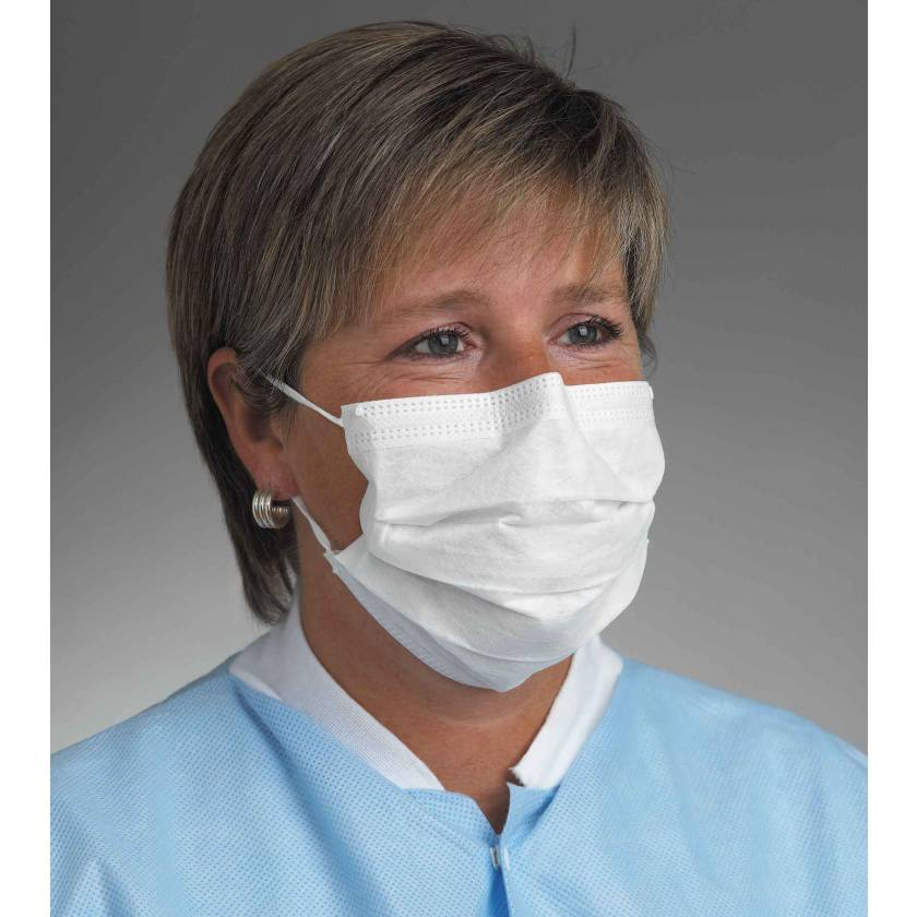CoolOne Sensitive Skin Ear Loop Masks with Magic Arch Support