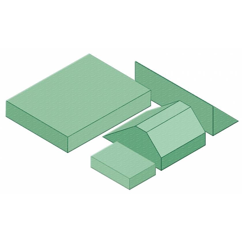 Stealth Cote Bariatric Kit Coated Latex-Free Sponges