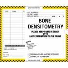 Mini Insert Envelope - Bone Densitometry