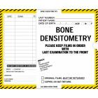 Insert Envelopes - Bone Densitometry