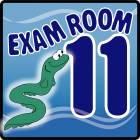 Clinton Ocean Series Exam Room 11 Sign