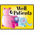 Clinton Well Patients Sign